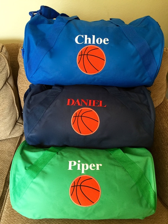 Personalized Basketball Bag   Personalized Monogrammed Duffle  0878842878a71