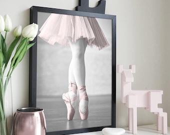 Graceful Dancer Print