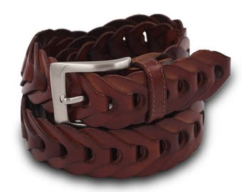 Braided Belts Art. Goccia
