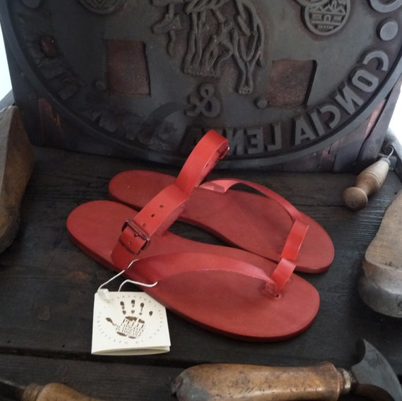 Tanned Sandals Vegetable Mario DoniSandal Handmade Woman In MadeCustomizedColoredMade Italy Leather Hand c3TK1JlF