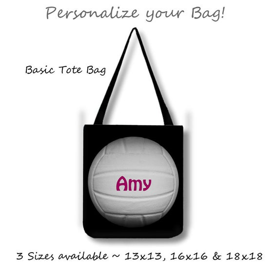 Volleyball Tote Bag-Volleyball Bag-Canvas Tote Bag-Large Overnight  Tote-Cross Body Bag-Team Mom Gift-Weekend Tote-Volleyball Gift Ideas 90ab5fefcdb9a
