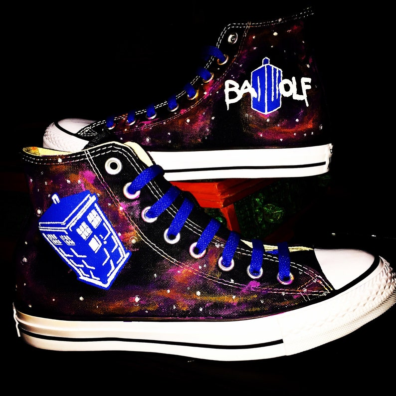 dc377a0b9737 Doctor Who Converse