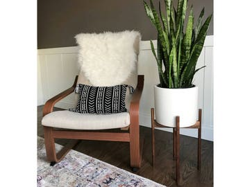 Mid Century Modern Plant Stand