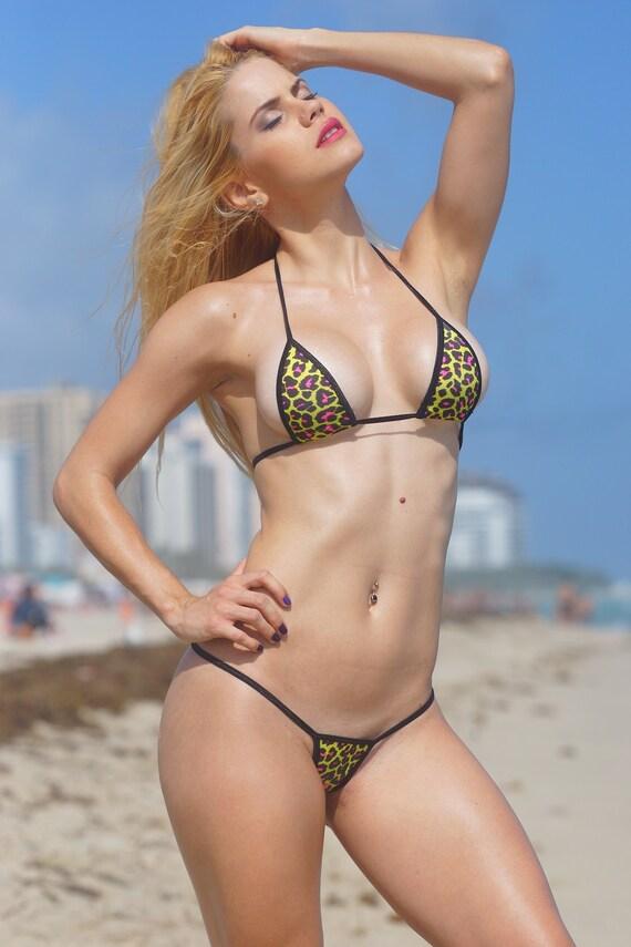 G string bikini girls