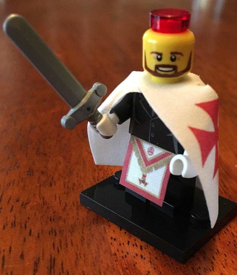 Lego Knights Templar Freemason