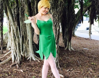 tinkerbell adult costume