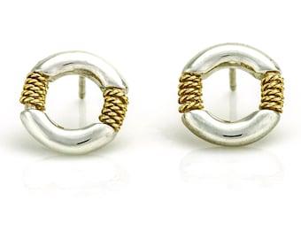 e0201273c28a1 Tiffany gold rope | Etsy