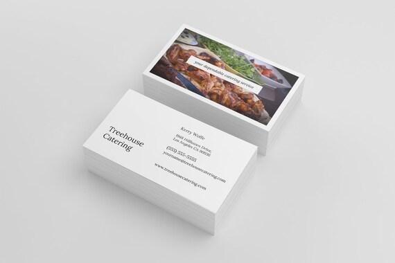 Restaurant Visitenkarte Visitenkarten Design Google Gleitet Visitenkarte Visitenkarte Vorlage Essen Visitenkarte Grafik Design