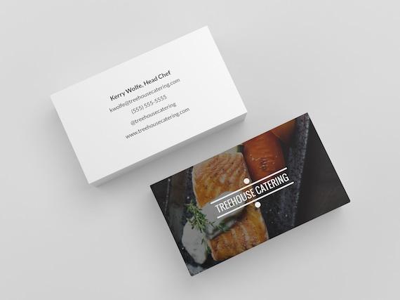 Visitenkarten Design Google Präsentationen Visitenkarte Vorlage 2 Doppelseitige Visitenkarte Anpassbare Visitenkarte Visitenkarten Design