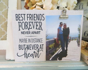 Best Friends Forever Photo Frame Archidev