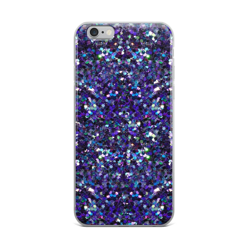 115734d5f7 Starry Night Glitter iPhone Case iPhone 6/6s iPhone 6/6s | Etsy