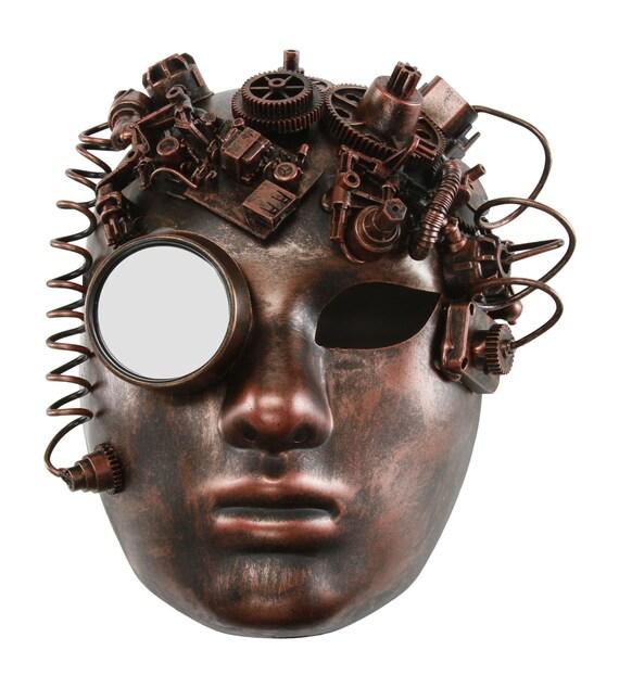 NEW Exclusive Steampunk Victorian Masquerade Mask Men/'s Unisex BRAND NEW SPM011