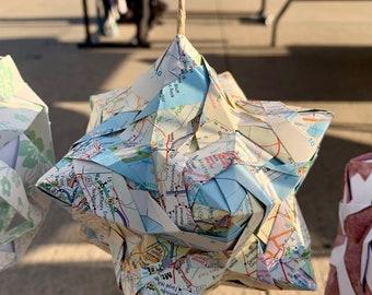 Map Origami