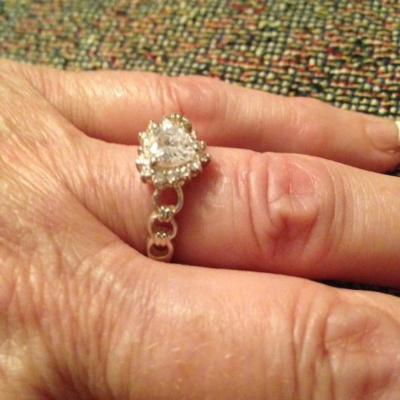 Vintage Rings / Multistone Rings / Engagement Ring