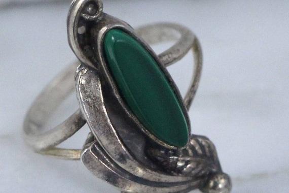 Vintage Rings / Sterling Silver Rings / Navajo Rin