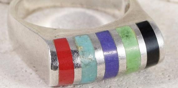 Turquoise Rings / Multistone Rings / Lapis Rings /