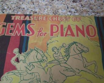 GEMS for PIANO Treasure Chest Book