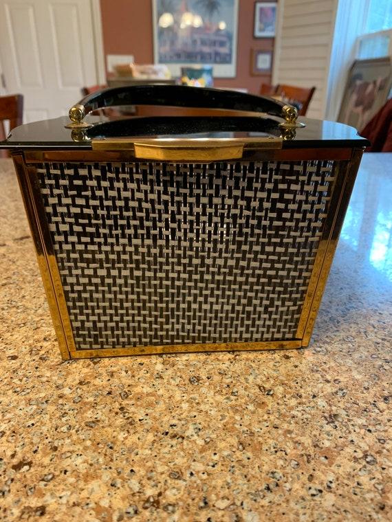 Classic Lucite Handbag from 1952