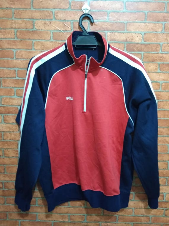 Rare Fila Sweater