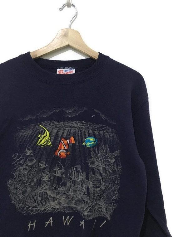Vintage Hawaii Hanes Heavyweight sweatshirt