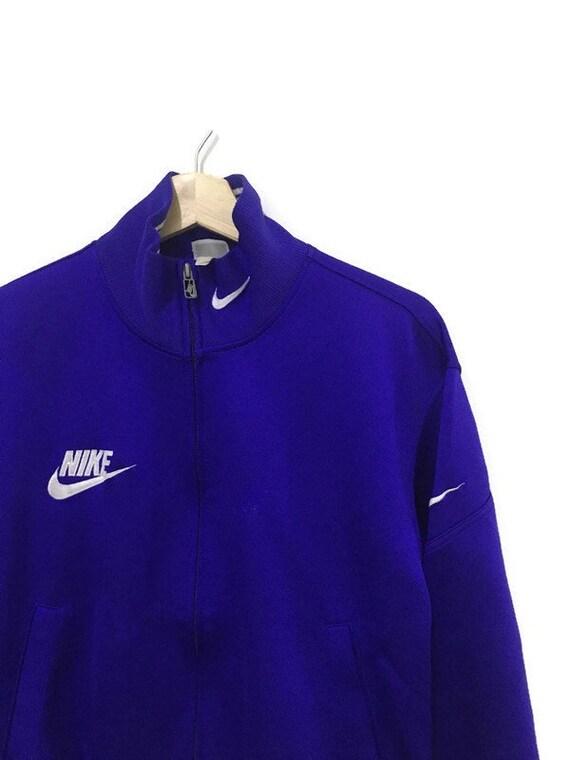 Vintage Nike zipper Sweatshirt