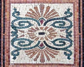 Mosaic Art Work - Hera
