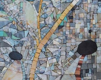 Mosaic Wall Art - Cordelia