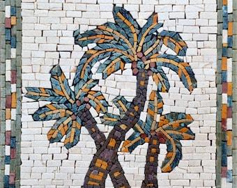 Mosaic Designs - Desert Palm
