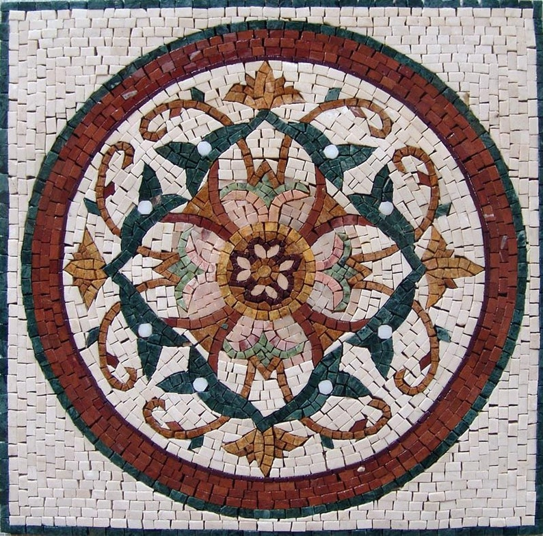 Mosaic Wall Tile - Ketifa