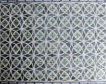 Mosaic Designs - Emerald Flower Of Life
