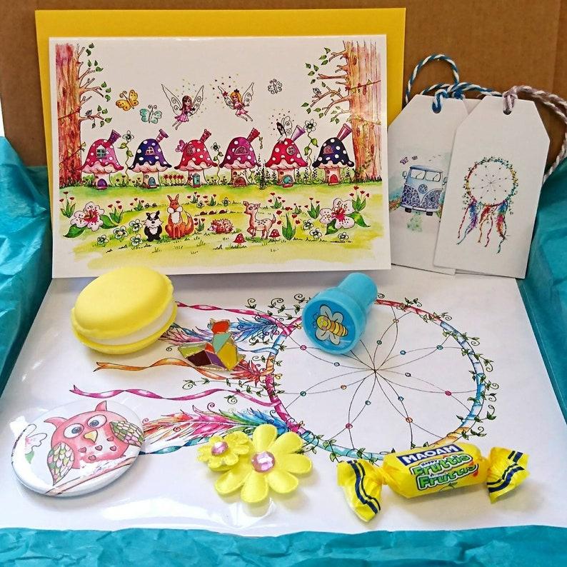 Happy Birthday Box Treat Monthly Surprise Gift