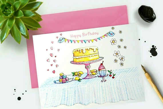 Gâteau Cupcake Personnalisé Art Assez Texte Aquarelle Mug YDHE2IWe9