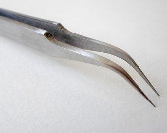 Tweezers bend fine Clay Flower Tools