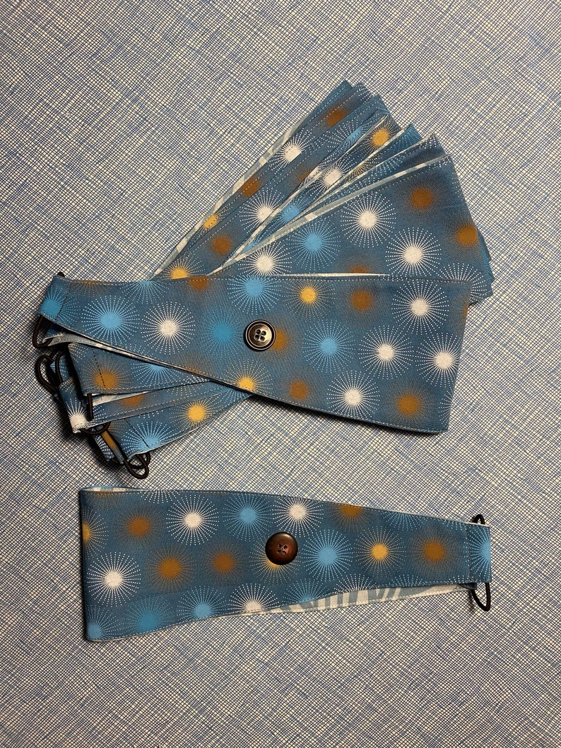 Headbands to use with masks image 0