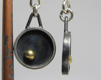 Silver Earring - Contemporary