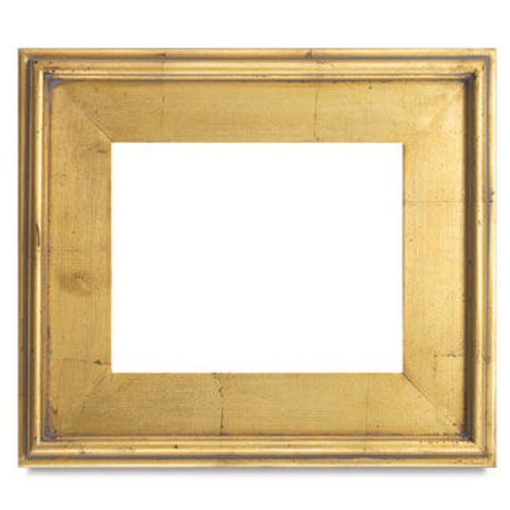 Gold Leaf Frame Plein Air Frame Frames For Paintings Etsy