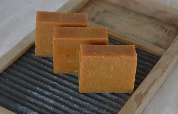 Red Rock Spice natural soap
