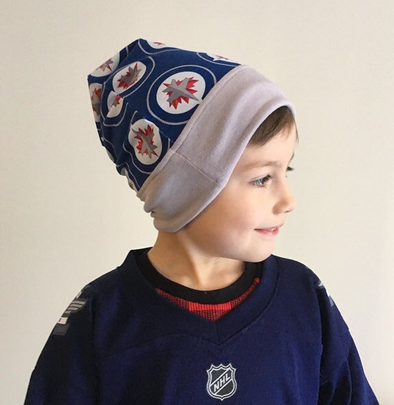 Toddler Adult Machines Reversible slouchy beanie Newborn Child Parent and me Baby