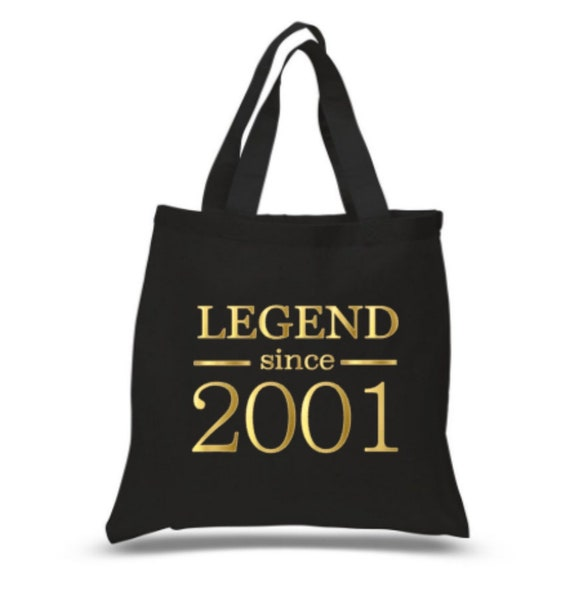 18th Birthday Gift Bag Idea
