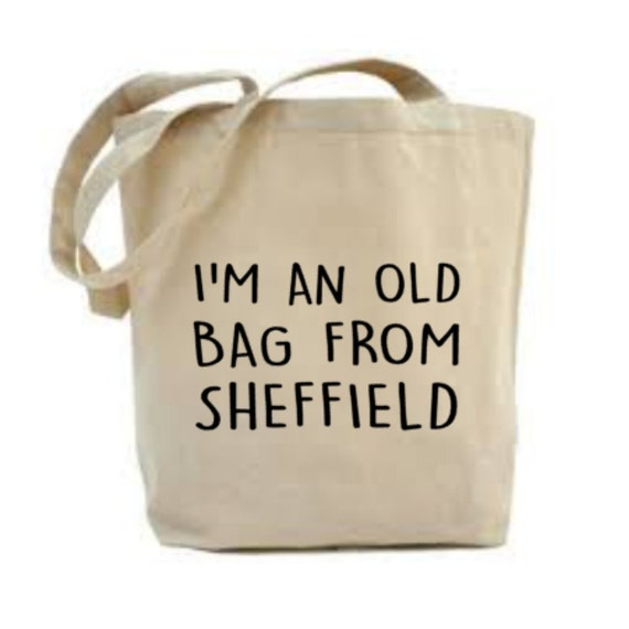 9ab1299ce98 Personalized Bag I m An Old Bag From Funny Tote Bag   Etsy