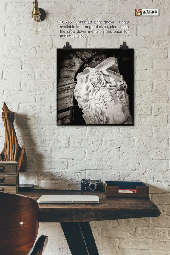 Unframed print ~ Roman Capital at the Colosseum ~ giclée ~ wall art print ~ Hahnemühle artist paper museum quality archival  Artsfish Studio