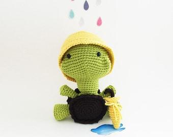 Turtle Crochet Pattern. Tank The Turtle Amigurumi Crochet Pattern. Turtle Amigurumi Pattern. Turtle Downloadable PDF Crochet Pattern. Turtle