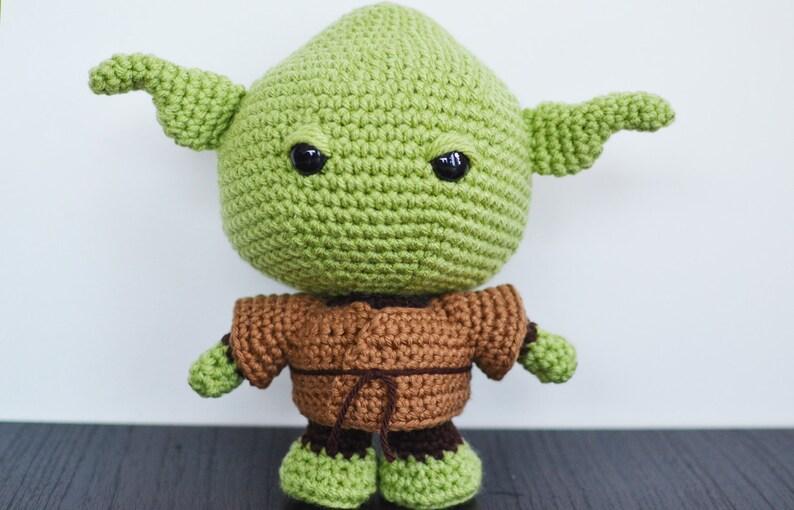 Alan the Alien crochet PDF pattern crochet pattern amigurumi | Etsy | 510x794