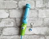 Monsters Inc. Inspired Ergonomic Crochet Hook