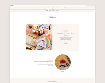 Enjoy • Responsive Blogger Template, Blogger Template, Responsive Blogger Theme, Blogger Theme