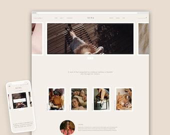 Duna • Responsive Blogger Template, Blogger Template, Blogger Theme, Responsive Blogger, Minimalist Blogger + Free Installation