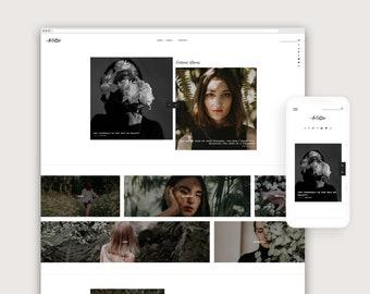 Matter • Responsive Blogger Template, Blogger Template, Blogger Theme, Responsive Blogger, Minimalist Blogger + Free Installation