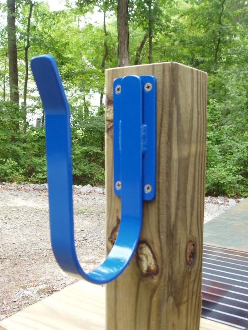 Swimming Pool Vacuum Hose & Accessory Storage Hanger Heavy Duty