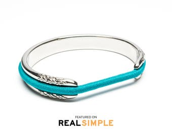 REAL SIMPLE FEATURED Hair Tie Bracelet 836a93c75df