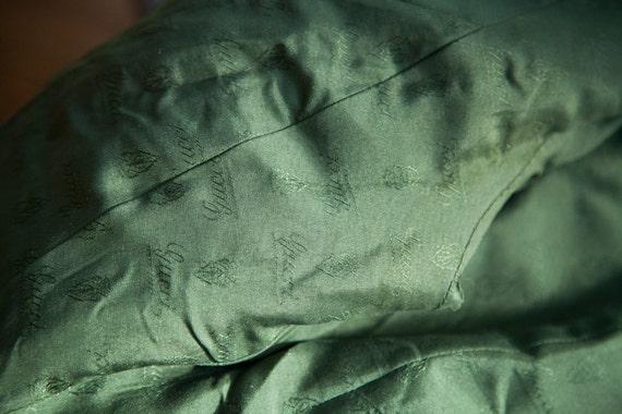 Rare Vintage 1970s Gucci Suede Leather Coat - image 4